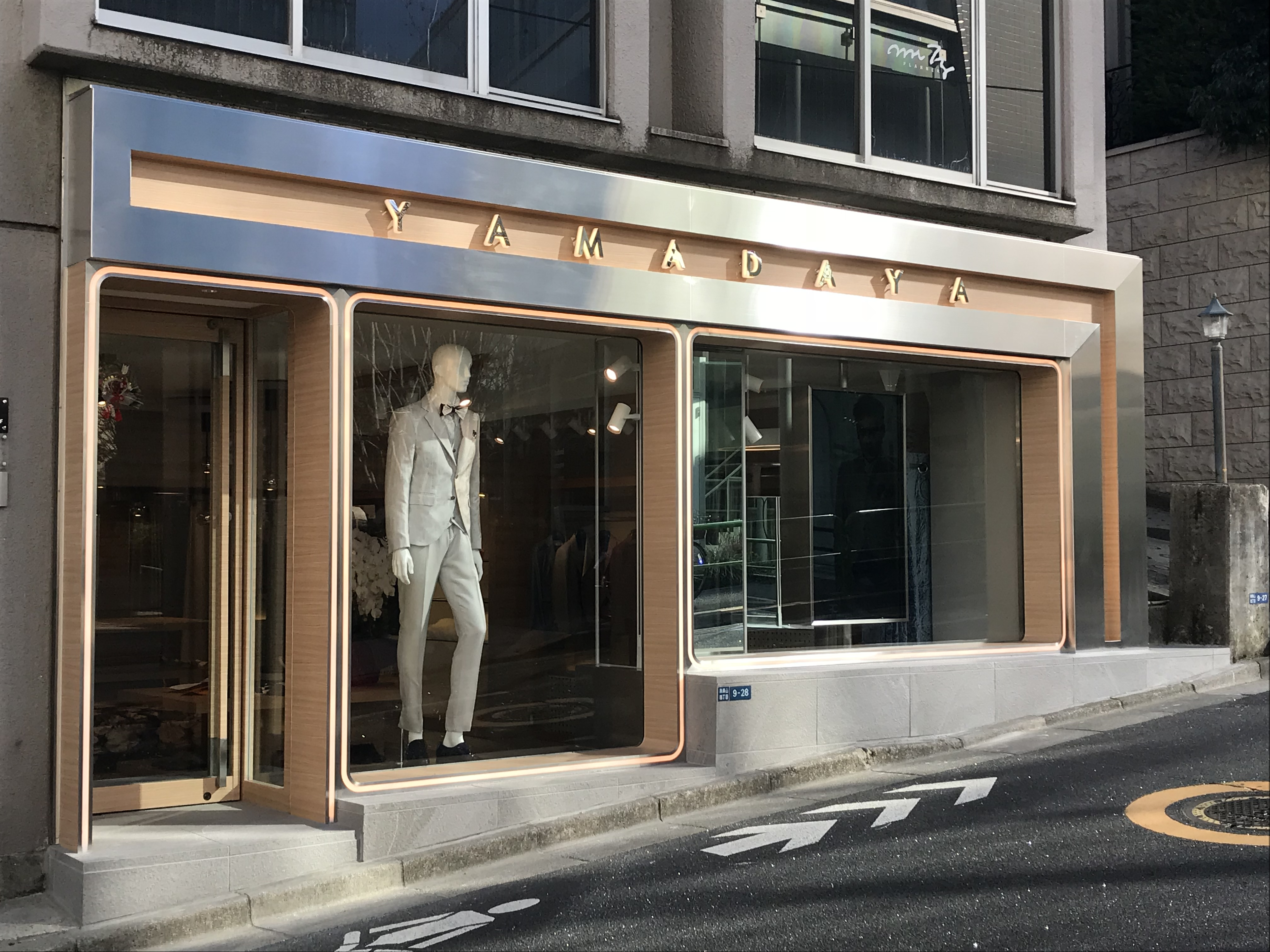 YAMADAYA(山田屋)南青山店の店外写真